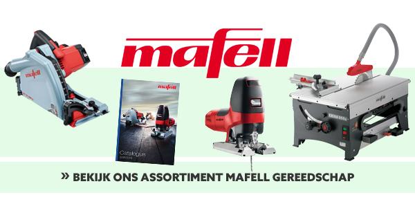 Mafell assortiment