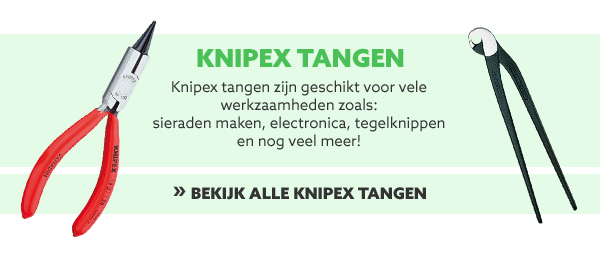 Alle Knipex tangen