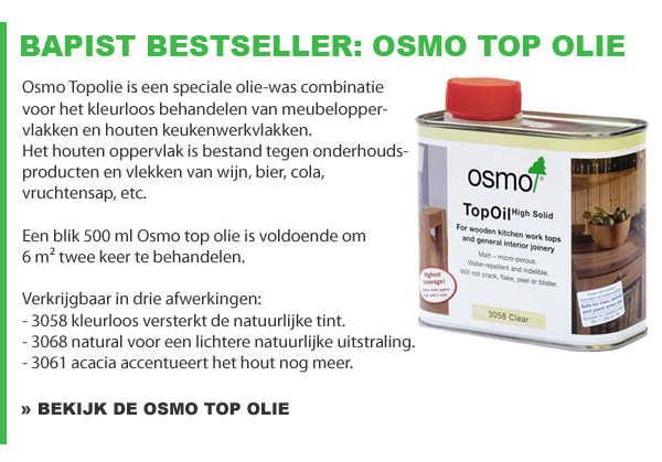 Osmo top olie