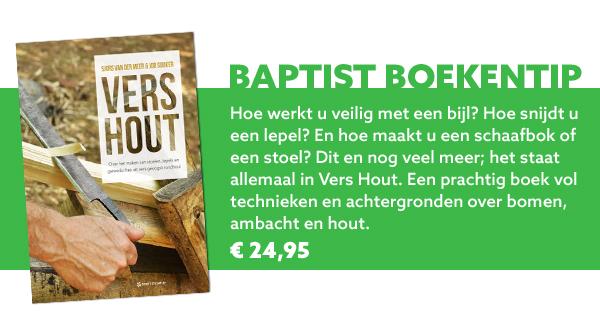 Boek Vers Hout