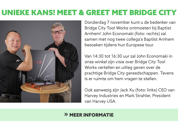 Meet en greet Bridge City