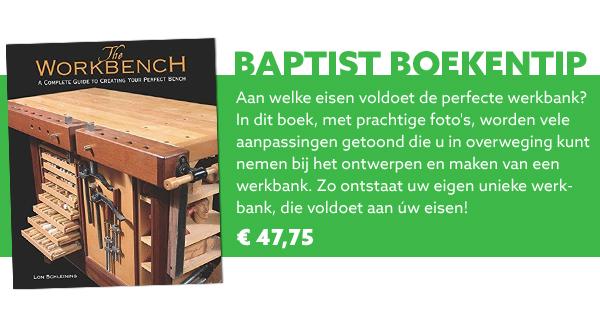 Bapist Boekentip