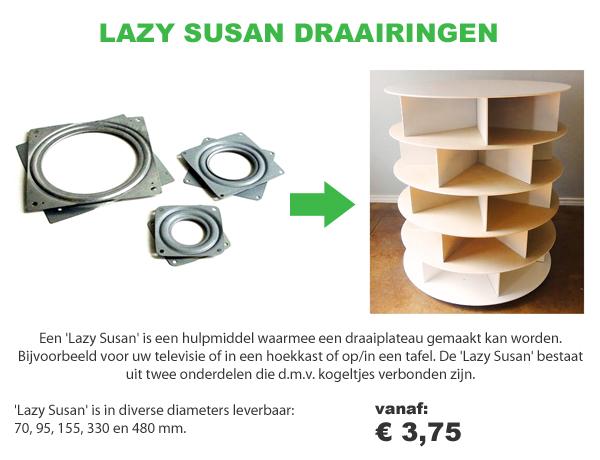 Lazy Susans