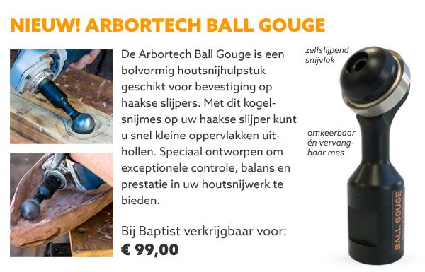 arbortech Ball Gouge