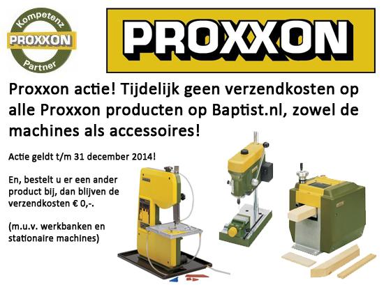 proxxon actie