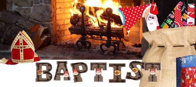 Kijk op Baptist.nl voor Sint cadeautips